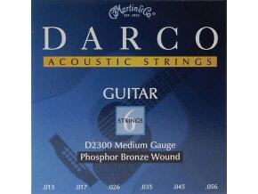 DARCO D2300 13-56 PB struny western kytara