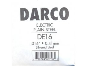 DARCO 016H DE16 jednotlivá struna na el. kyt.