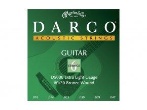 DARCO D5000 010XL BR struny western kytara