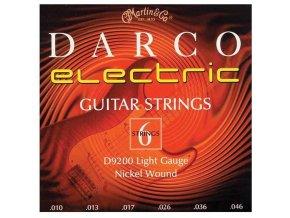 DARCO D9200 L 010 struny na elektrickou kytaru