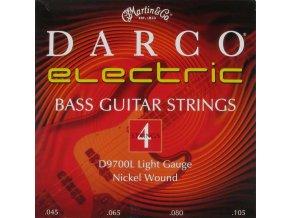 """DARCO D9700 L 045"""" struny na baskytaru"""