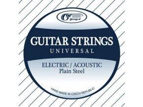 GORSTRINGS UNIVERSAL .010 struna kytara