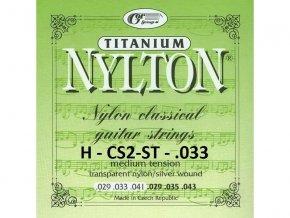 GORSTRINGS NYLTON CS2-ST .033 struna kytara H