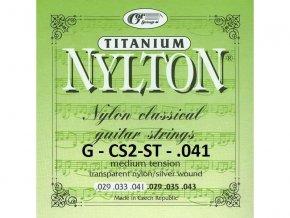 GORSTRINGS NYLTON CS2-ST .041 struna kytara G