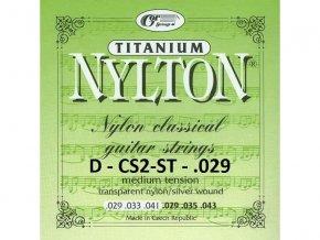 GORSTRINGS NYLTON CS2-ST .029 struna kytara D