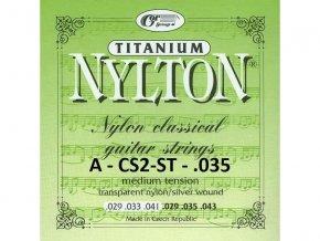 GORSTRINGS NYLTON CS2-ST .035 struna kytara A