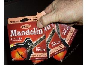 GORSTRINGS MPB .010 struny mandolina 10-36