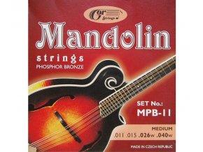 GORSTRINGS MPB .011 struny mandolina