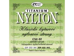 GORSTRINGS NYLTON struny kytara nylon