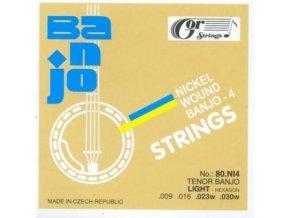 GORSTRINGS 8ONI4 9/30 struny tenor banjo