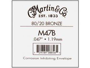 """MARTIN M47B jednotliva struna kytara 047"""""""