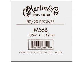 """MARTIN M56B jednotliva struna kytara 056"""""""