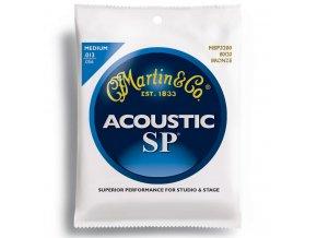 """MARTIN SP MSP3200 013-056"""" struny na akustickou kytaru, bronze"""