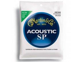 "MARTIN SP MSP4000 010-047"" Phosphor Bronze struny na akustickou kytaru"