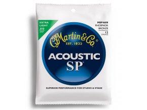 MARTIN SP MSP 4600XL struny na 12str.kytaru
