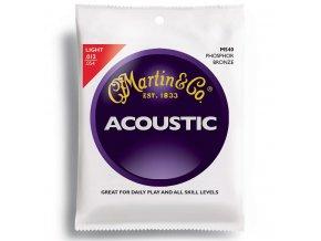 MARTIN M540 012L Phosphor Brnonze 92/8 struny na akustickou kytaru
