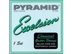 "PYRAMID Guitar ""Excelsior"" classicall guitar Strings - hard PYR384200"