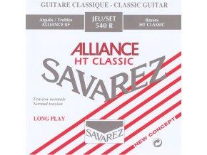 SAVAREZ 540R Alliance HT Classic, nylonové struny