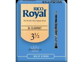 RICO RCB1035 Royal plátek B klarinet č.3.5