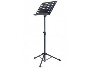 STAGG MUS-A5 -BK stojan notový orchestrální, černý