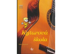 ZÁMEČNÍK VÍT - Kytarová škola + CD