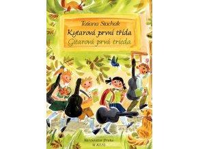 STACHAK TATIANA - Kytarová první třída + CD