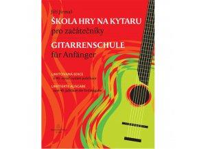 JIRMAL JIŘÍ - Škola hry na kytaru pro začátečníky