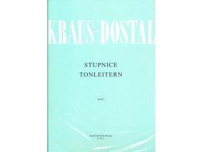 KRAUS A., DOSTAL J. - Stupnice