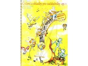 CTIBOR Suesser 1 - Cvičení a skladby pro začátečníky (nové přepracované vydání)