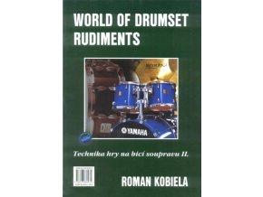 KOBIELA ROMAN - Technika hry na bicí soupravu 2