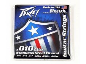 PEAVEY Stainless Steel Electric  struny na el. kytaru 10-46