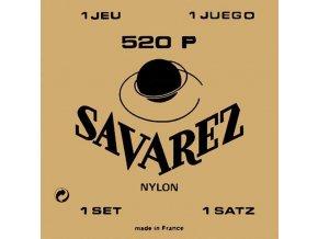SAVAREZ 520P Carte Rouge nylonové struny na klasickou kytaru