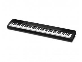 CASIO CDP 130 BK digitální stage piano bez stojanu, černá