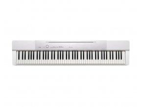 CASIO PRIVIA PX 150 WE digitální piano bez stojanu, bílá barva