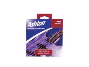 ASHTON ABSS struny pětistrunná akustická baskytara