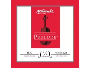 D'ADDARIO PRELUDE J810/44M struny  na housle 4/4