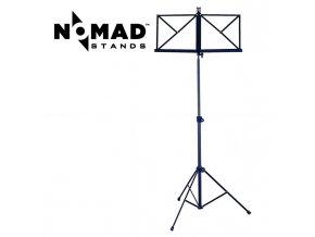 NOMAD NBS 1108 notový stojan, černý