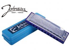 JOHNSON 520C blues