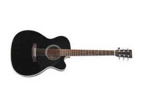 SIGMA OOOMC-1STE-BK, elektro-akustická kytara VÝBĚR, masiv, sitka