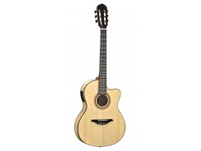 MANUEL RODRIGUEZ C11 Cutaway Maple, klasická kytara se snímačem Fishman Presys