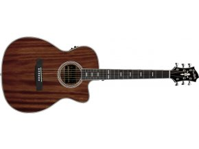 "HAGSTROM Mora II Concert CE - natural, elektroakustická kytara ""VÝBĚR"""