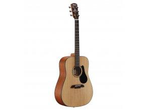 ALVAREZ AD30 - dreadnought kytara, polomasiv sitka, mahagon