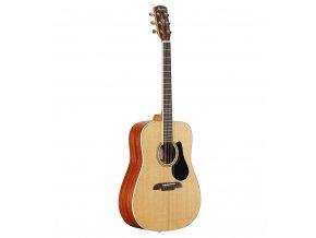 ALVAREZ AD60 - dreadnought kytara, polomasiv sitka, mahagon