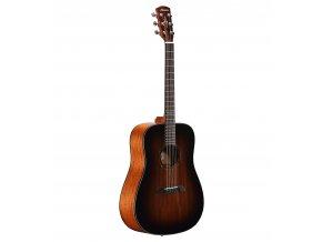 ALVAREZ AD66SHB - dreadnought kytara, polomasiv africký mahagon