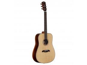 ALVAREZ MDA70 - dreadnought kytara, celomasiv africký mahagon