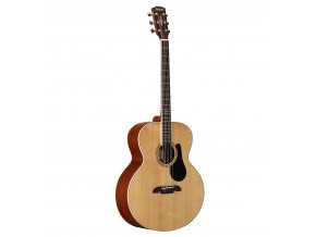 ALVAREZ ABT60 - Baritone jumbo kytara, polomasiv sitka, mahagon