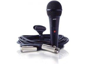 ASHTON DM 50J mikrofon dynamický s vypínačem + kabel XLR/J