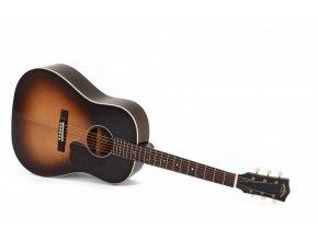 SIGMA JM-SG45, elektroakustická kytara, 44,5mm, masiv sitka, mechaniky Grover, výběr