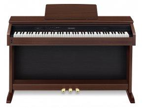 CASIO AP 260 BN digitální piano, barva palisandr