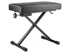 HERCULES KB200B klávesová stolička